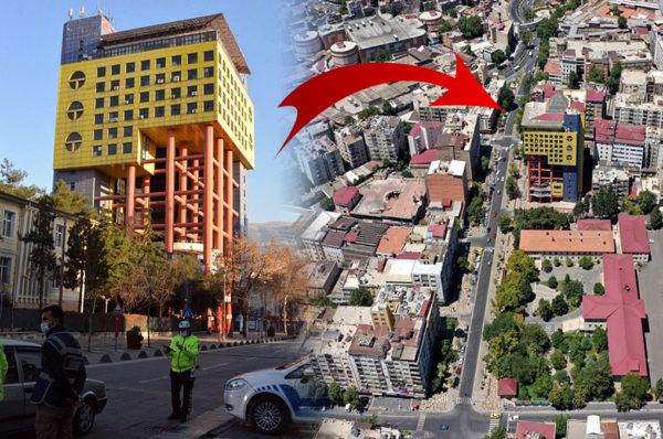 Dünyanın en saçma binası nerede? Ne zaman yapıldı?