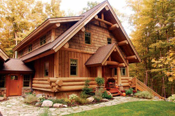 Kütük Ev (Ahşap) Modelleri ve Fiyatları