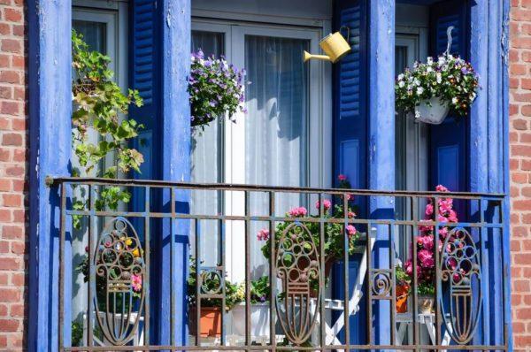 Fransız Balkonu Nedir ve Çeşitleri Nelerdir?