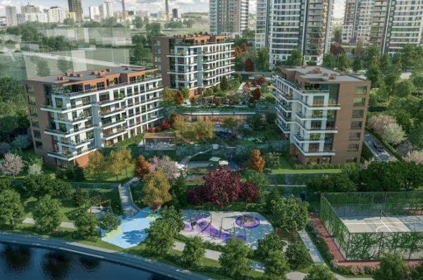 Nidapark Kayaşehir Projesi